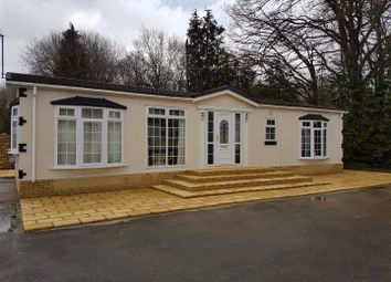 Thumbnail 3 bed mobile/park home for sale in Oaklands, Hook Common, Hook
