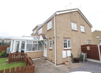Thumbnail 2 bed semi-detached house for sale in Boundary Green, Rawmarsh, Rotherham, South Yorkshire
