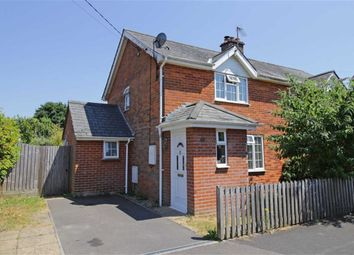 Thumbnail 3 bed property for sale in Pound Road, Pennington, Lymington