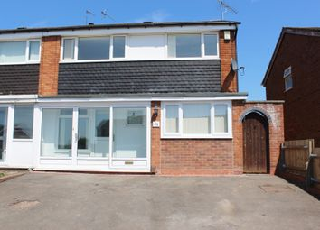 Thumbnail 3 bed semi-detached house for sale in Templemore Drive, Great Barr, Birmingham