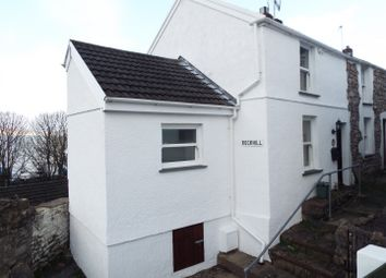 Thumbnail 2 bed end terrace house for sale in 7 Rockhill, Mumbles, Swansea