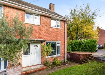 Thumbnail 2 bed end terrace house for sale in Furley Close, Winchester