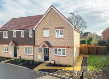 Thumbnail 3 bed semi-detached house for sale in Spitfire Close, Saxons Chase, Headcorn
