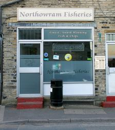 Thumbnail Retail premises for sale in Halifax, West Yorkshire
