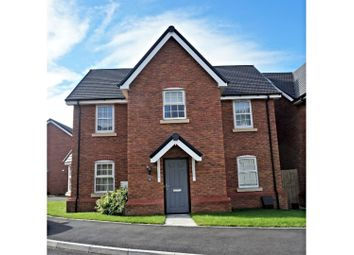 Thumbnail 4 bed detached house for sale in Tan Y Bryn Gardens, Aberdare