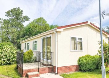 Thumbnail 2 bed mobile/park home for sale in Sheepway, Portbury, North Somerset