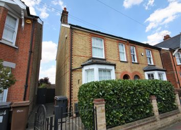 Thumbnail 4 bed semi-detached house for sale in Hill Road, Chelmsford