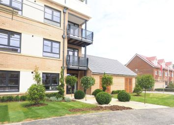 Thumbnail 2 bed flat for sale in Sanderson Manor, Hauxton Meadows, Cambridge Road, Hauxton