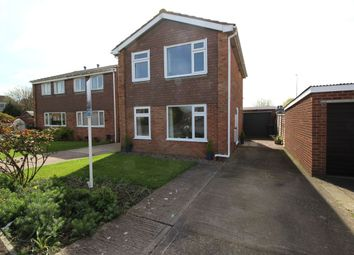 Thumbnail 3 bed detached house for sale in Butterfield Park, Clevedon