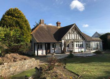 Thumbnail 4 bed detached bungalow to rent in Kingston Lane, Kingston Gorse, East Preston, Littlehampton