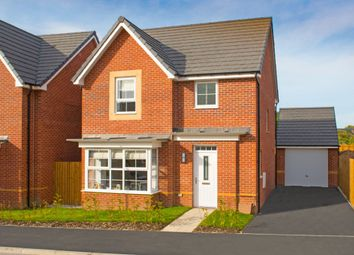 "Thumbnail 3 bed detached house for sale in ""Colchester"" at Station Road, Methley, Leeds"