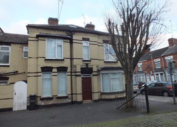 Thumbnail 5 bed terraced house for sale in Granby Avenue, Off St Saviours Road, Leicester