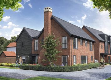 Thumbnail 5 bed detached house for sale in Chilmington Lakes, Chilmington, Ashford, Kent