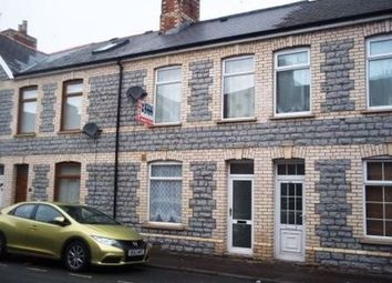 Thumbnail 2 bedroom property to rent in Merthyr Street, Barry