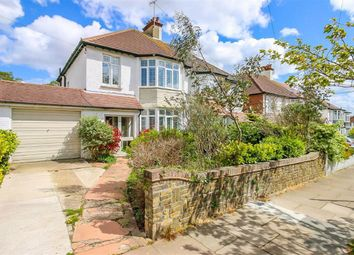 Thumbnail 4 bed semi-detached house to rent in Wellstead Gardens, Westcliff-On-Sea, Essex