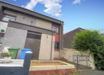 Thumbnail 2 bed end terrace house for sale in Glaive Road, Knightswood, Glasgow