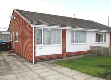 Thumbnail 2 bed bungalow for sale in Chadderton Drive, Chapel House, Newcastle Upon Tyne