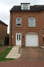 Thumbnail 3 bed terraced house to rent in Stocking Way, Lincoln