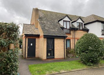 Thumbnail 1 bed flat for sale in Stamford Close, Royston