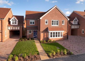 Thumbnail 4 bed detached house for sale in Plot 22 Orchard Green, Faversham, Kent