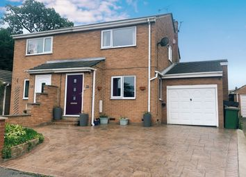 Thumbnail 3 bed semi-detached house for sale in Glebe Gardens, Easington, Saltburn-By-The-Sea