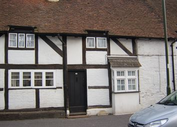 Thumbnail 2 bed cottage to rent in London Road, Holybourne, Alton