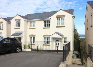 Thumbnail 3 bedroom semi-detached house to rent in Bishops Close, Saltash