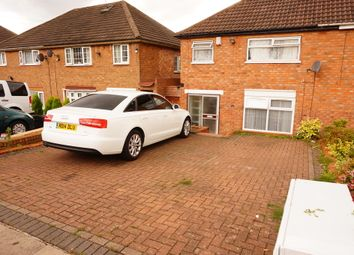 Thumbnail 3 bed semi-detached house to rent in Camplin Crescent, Birmingham