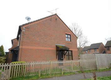 Thumbnail 1 bed semi-detached house to rent in Nutmeg Close, Earley, Reading
