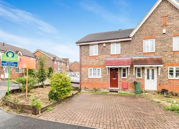 Thumbnail 3 bed semi-detached house for sale in Troon Close, North Thamesmead, London