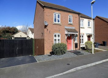 Thumbnail 3 bed semi-detached house for sale in Chivenor Way Kingsway, Quedgeley, Gloucester
