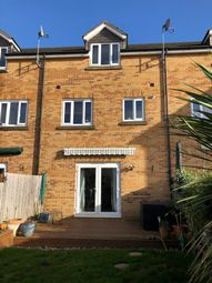Thumbnail 3 bed terraced house to rent in Frobisher Road, Newton Abbot, Devon