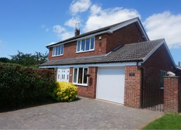 Thumbnail 5 bed detached house for sale in Chapel Lane, Caythorpe