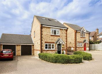 Thumbnail 4 bed detached house for sale in Thorpeness Croft, Tattenhoe, Milton Keynes, Bucks