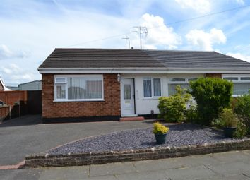 Thumbnail 1 bed semi-detached bungalow for sale in Sutherland Drive, Bromborough, Wirral