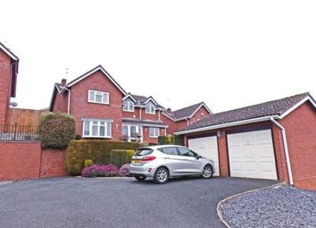 Thumbnail 4 bed detached house for sale in Weatheroak Close, Redditch, Worcestershire