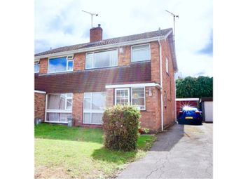 Thumbnail 3 bed semi-detached house for sale in Larkham Close, Gloucester