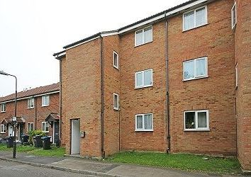 Thumbnail 1 bed flat for sale in Myrna Close, Colliers Wood, London