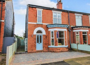 Thumbnail 3 bed semi-detached house to rent in Whitelake Avenue, Flixton