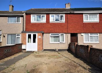Thumbnail 3 bed terraced house for sale in Clanfield Road, Swindon