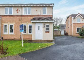 Thumbnail 3 bed semi-detached house for sale in Devonport Close, Walton-Le-Dale, Preston