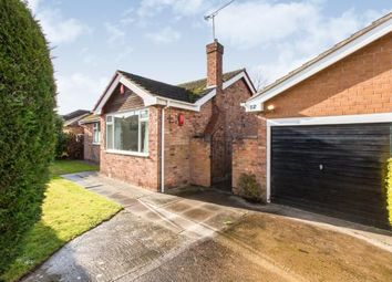 Thumbnail 2 bed bungalow for sale in Sandringham Drive, Wistaston, Crewe, Cheshire