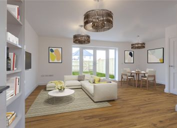 3 bed link-detached house for sale in Plot 9 The Yox, Cheyney Green, The Street, Darsham, Saxmundham IP17
