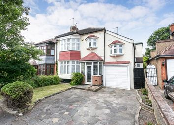 Thumbnail 5 bed semi-detached house to rent in Byron Avenue, London