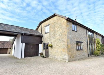 Thumbnail 4 bed semi-detached house for sale in East Chinnock, Yeovil, Somerset
