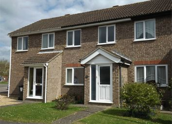 Thumbnail 2 bed terraced house for sale in Jellicoe Place, Eaton Socon, St. Neots