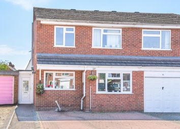 Thumbnail 4 bed semi-detached house for sale in The Meadows, Bidford-On-Avon, Alcester