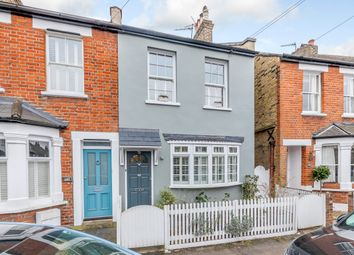 Thumbnail 4 bed semi-detached house for sale in Victor Road, Teddington, London