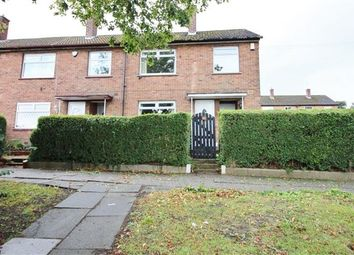 Thumbnail 3 bedroom end terrace house for sale in Tithe Barn Avenue, Woodhouse, Sheffield