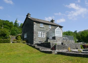 Thumbnail 4 bed detached house for sale in Grass Ings, Skelwith Bridge, Ambleside